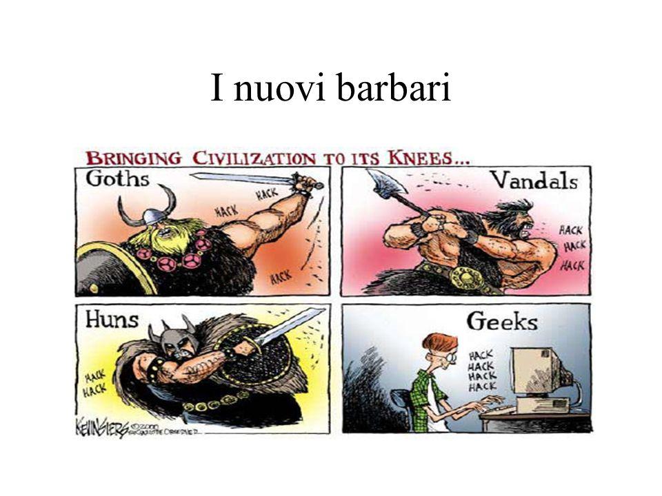 I nuovi barbari