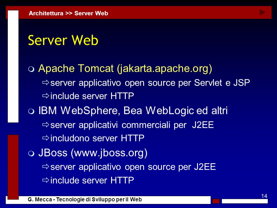 Server Web Apache Tomcat (jakarta.apache.org)