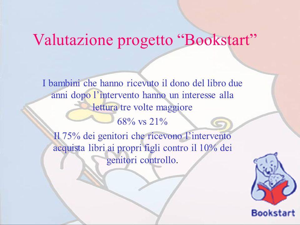 Valutazione progetto Bookstart