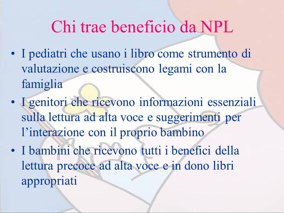 Chi trae beneficio da NPL