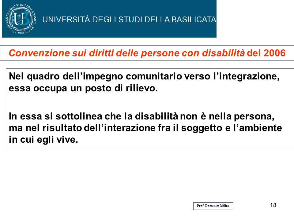 Convenzione sui diritti delle persone con disabilità del 2006