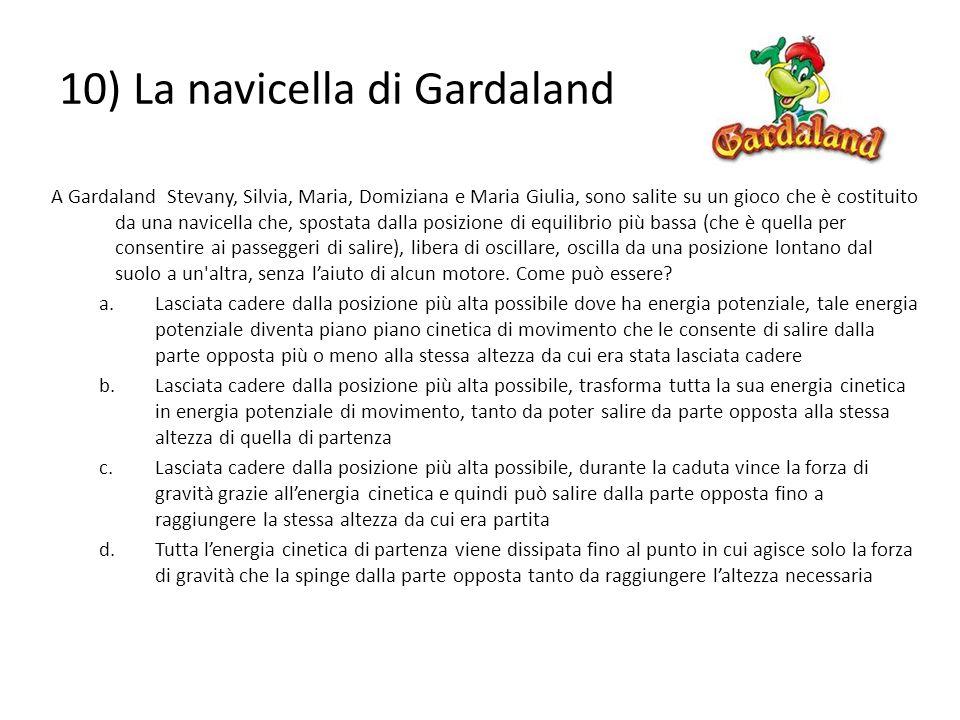 10) La navicella di Gardaland