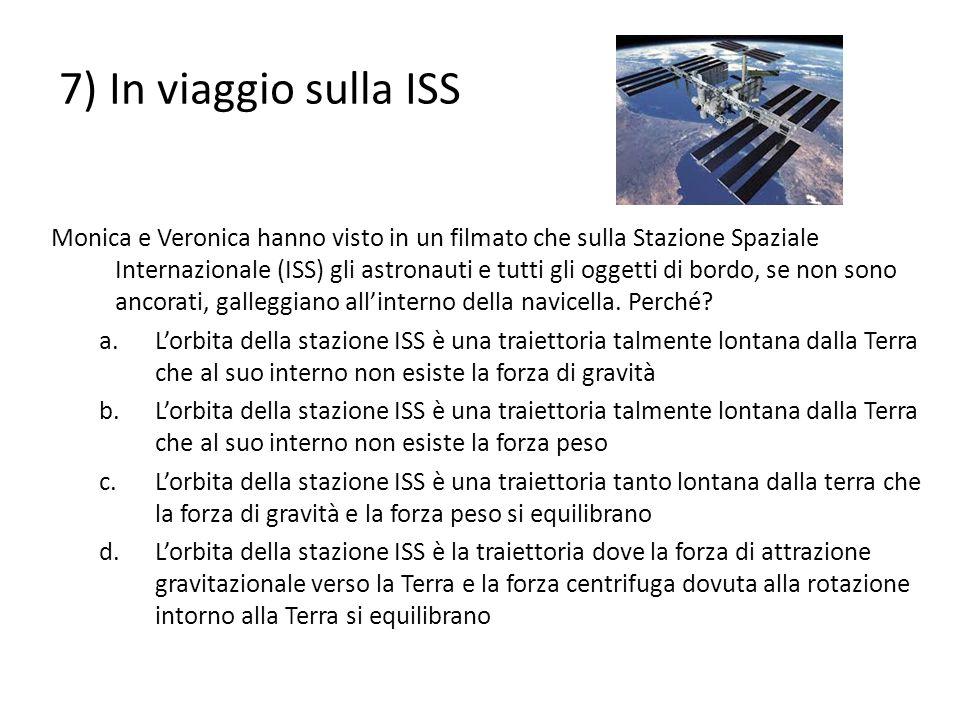 7) In viaggio sulla ISS