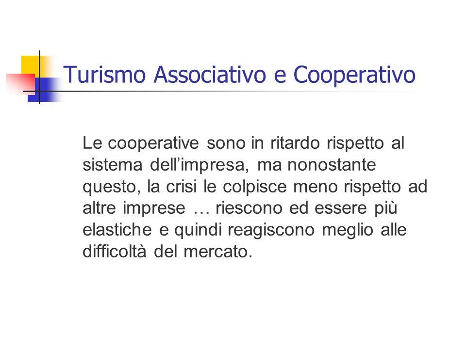 Turismo Associativo e Cooperativo