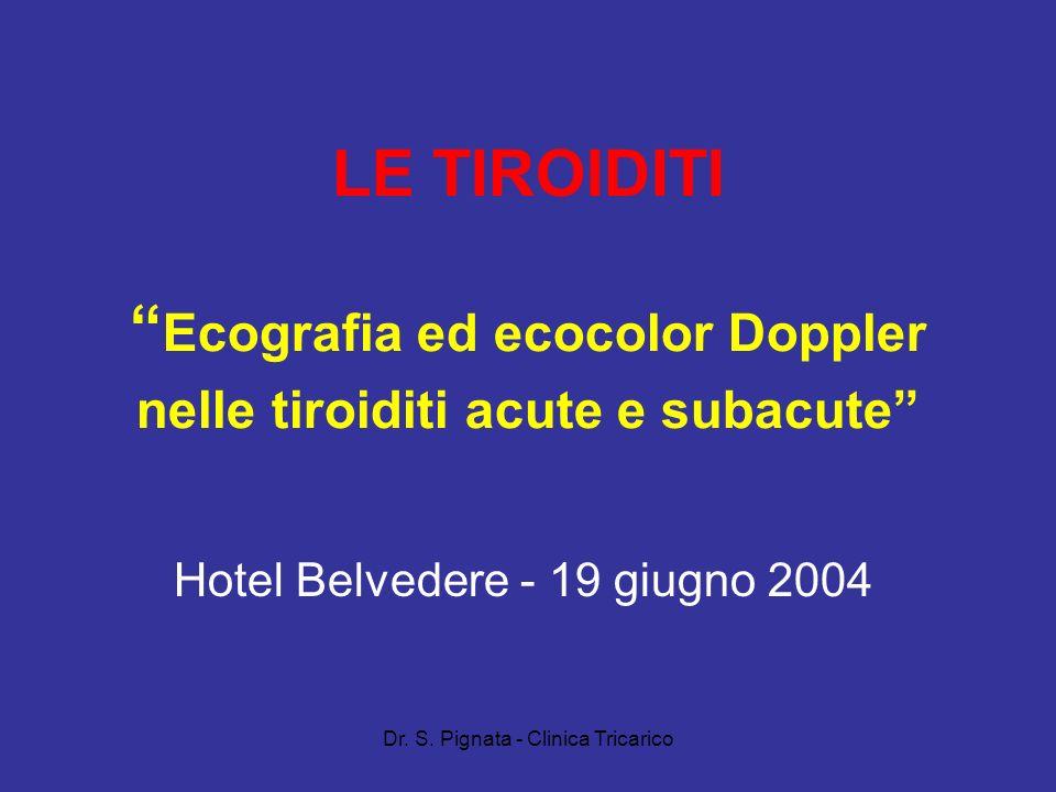 Hotel Belvedere - 19 giugno 2004