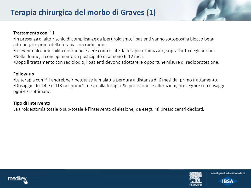 Terapia chirurgica del morbo di Graves (1)