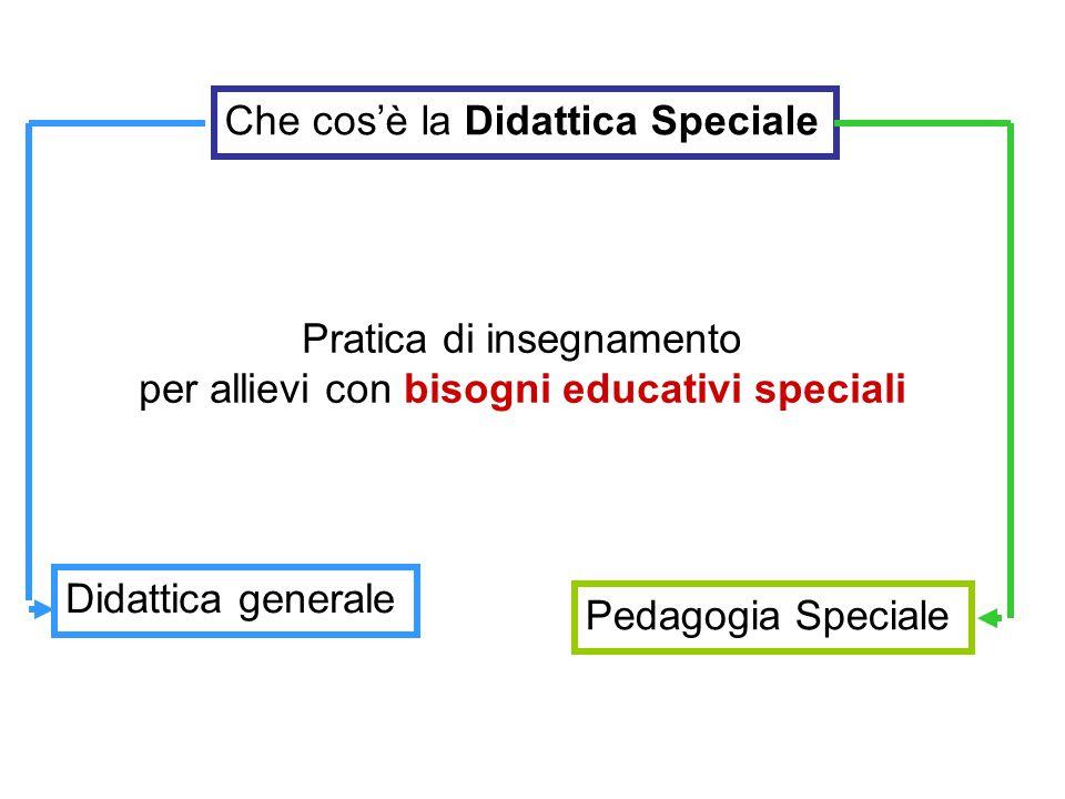 Che cos'è la Didattica Speciale