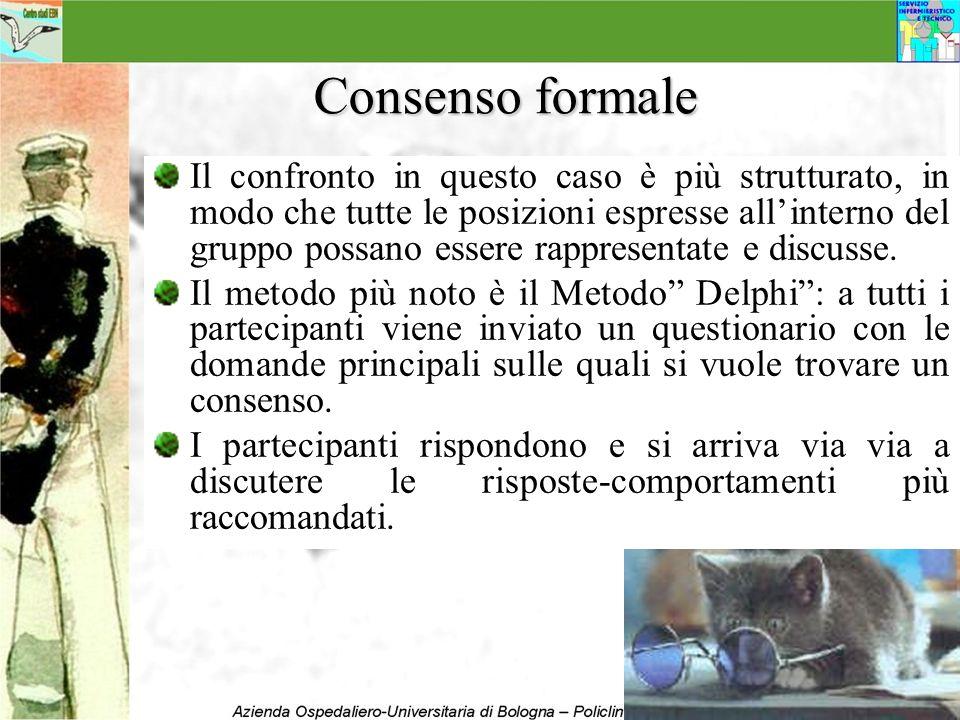 Consenso formale