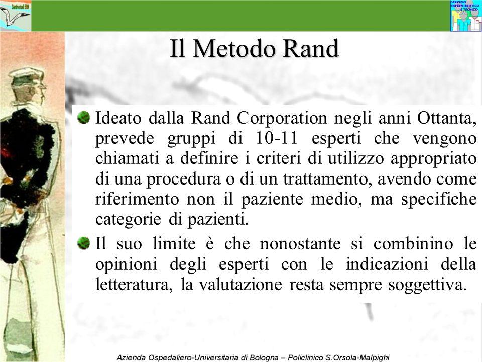 Il Metodo Rand