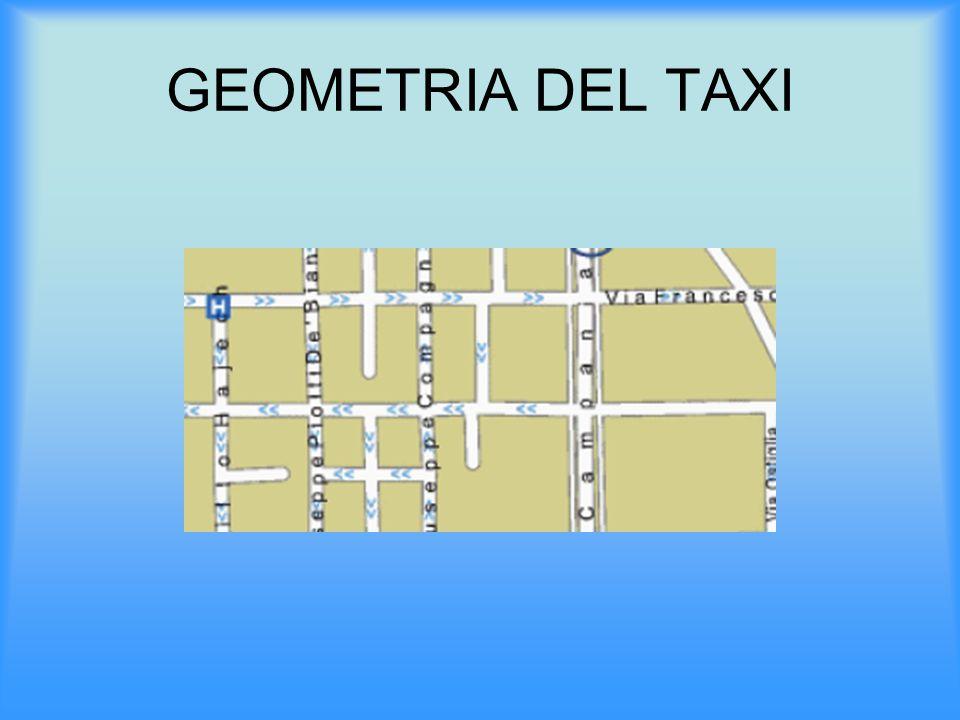 GEOMETRIA DEL TAXI
