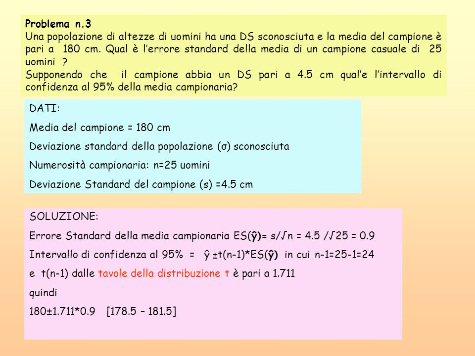 Problema n.3