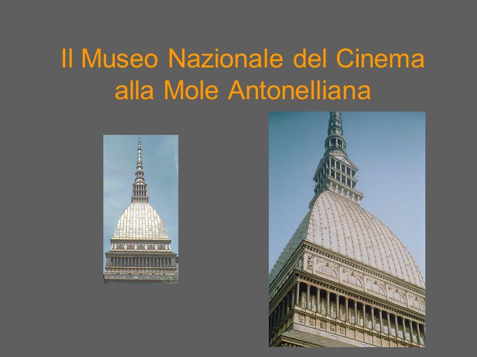 Il Museo Nazionale del Cinema alla Mole Antonelliana