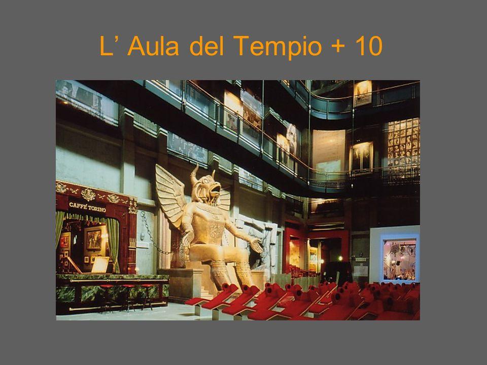 L' Aula del Tempio + 10