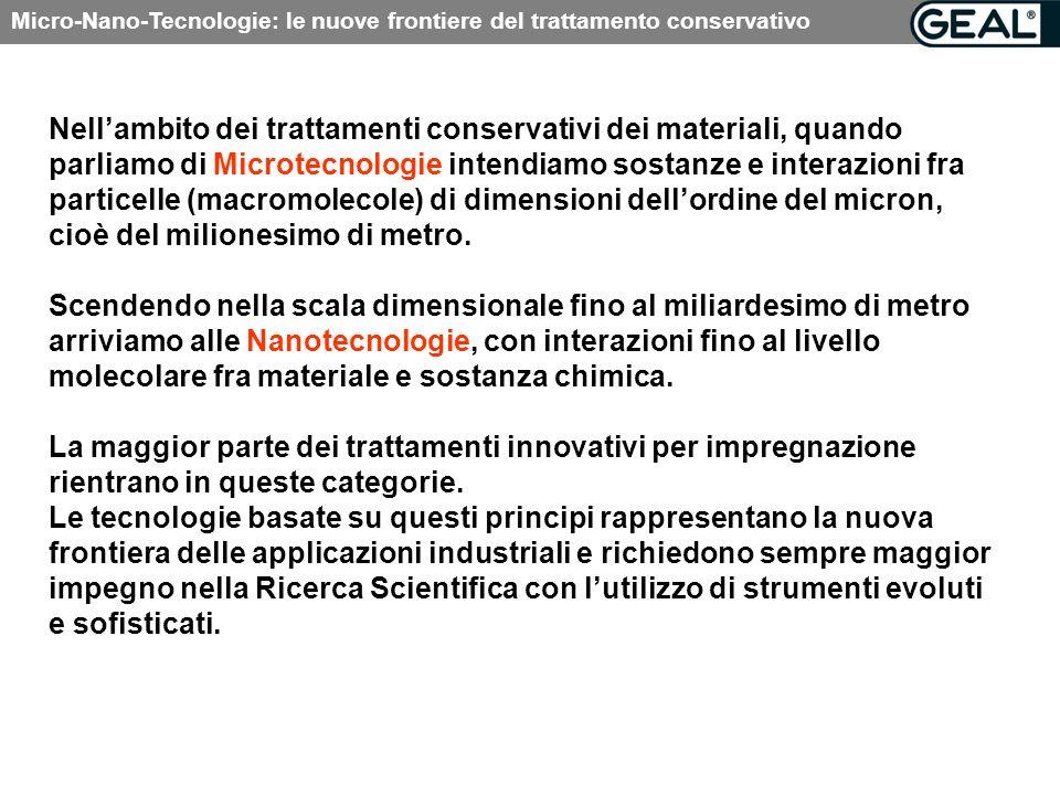 Micro-Nano-Tecnologie: le nuove frontiere del trattamento conservativo