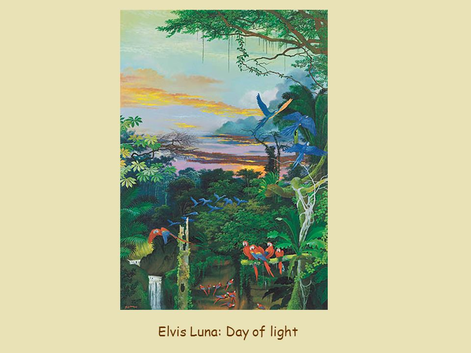 Elvis Luna: Day of light