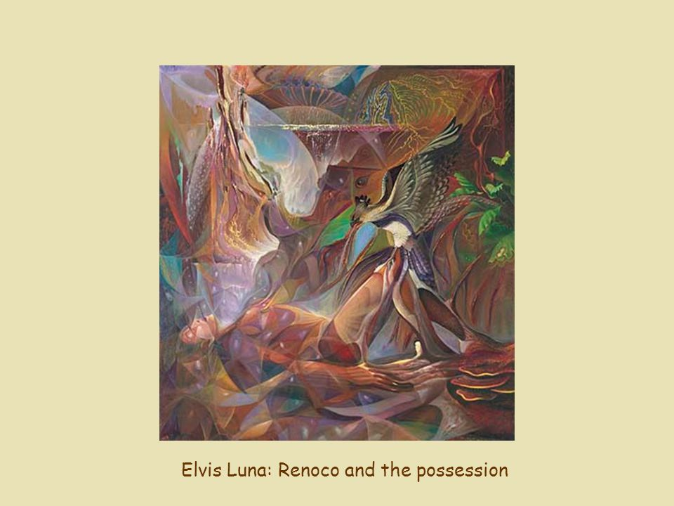Elvis Luna: Renoco and the possession