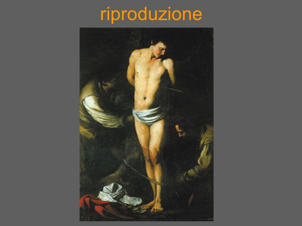 riproduzione San Sebastiano, Caravaggio