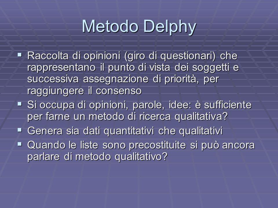 Metodo Delphy