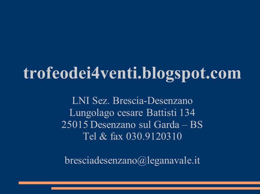 trofeodei4venti.blogspot.com LNI Sez. Brescia-Desenzano