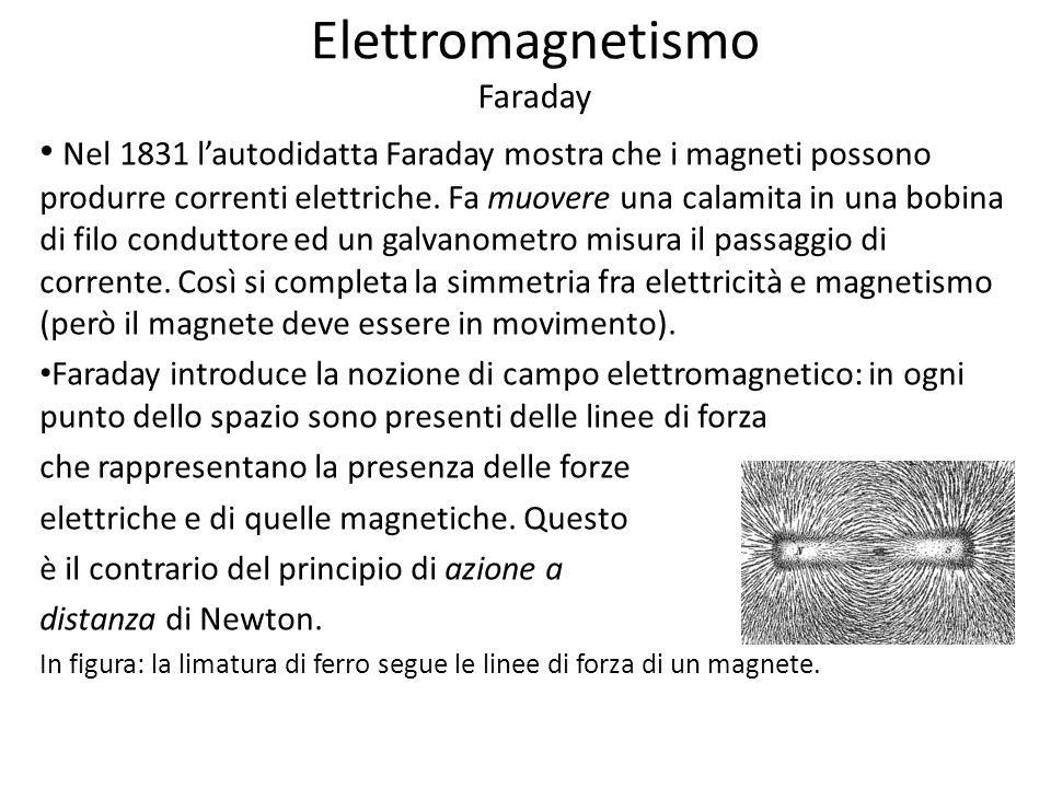 Elettromagnetismo Faraday