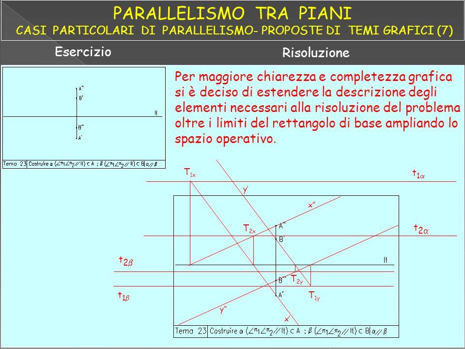 PARALLELISMO TRA PIANI CASI PARTICOLARI DI PARALLELISMO- PROPOSTE DI TEMI GRAFICI (7)