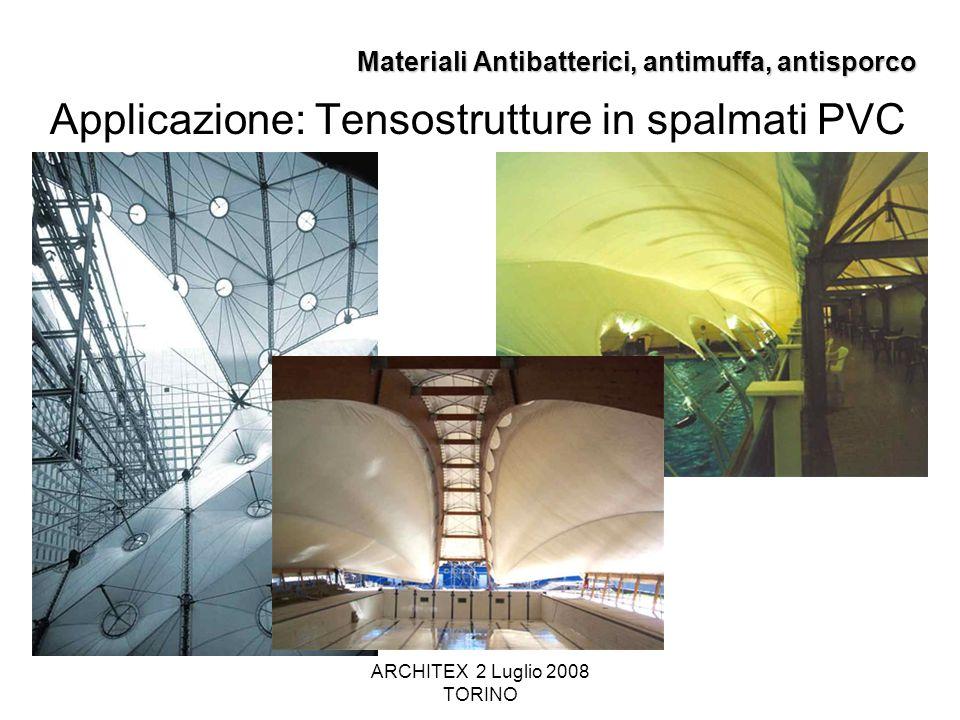 Materiali Antibatterici, antimuffa, antisporco