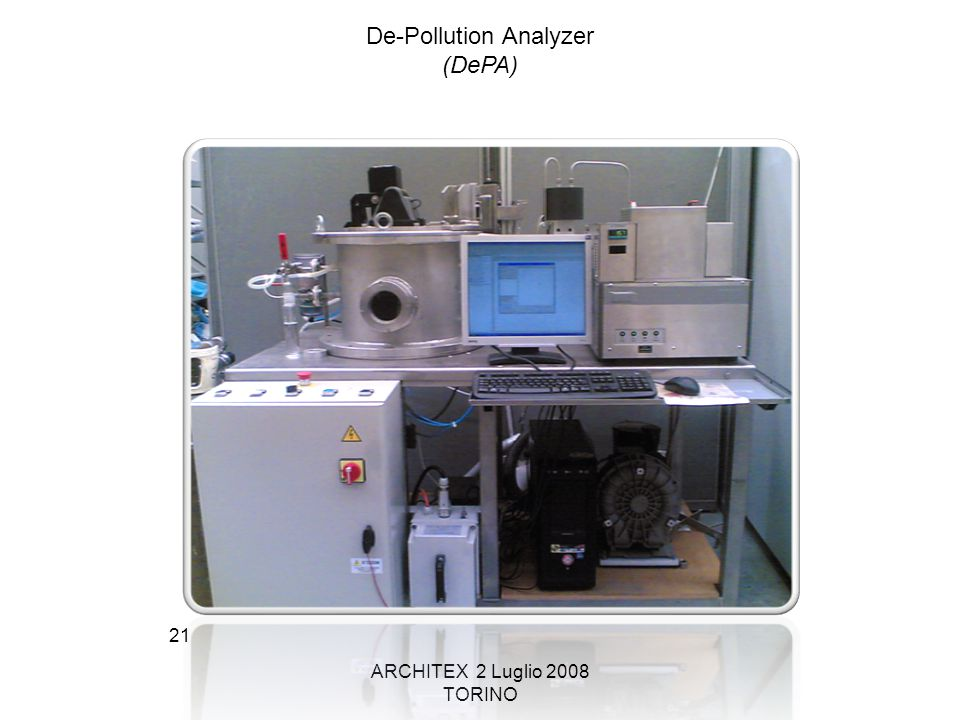De-Pollution Analyzer (DePA)