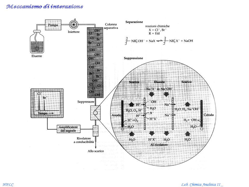 Meccanismo di interazione