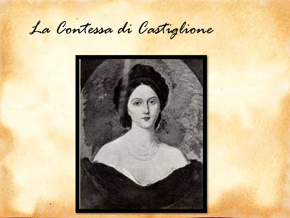 La Contessa di Castiglione