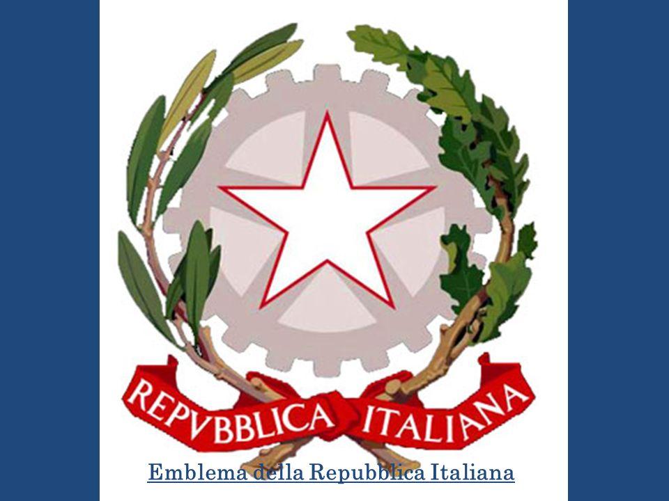 emblema della repubblica italiana ppt scaricare