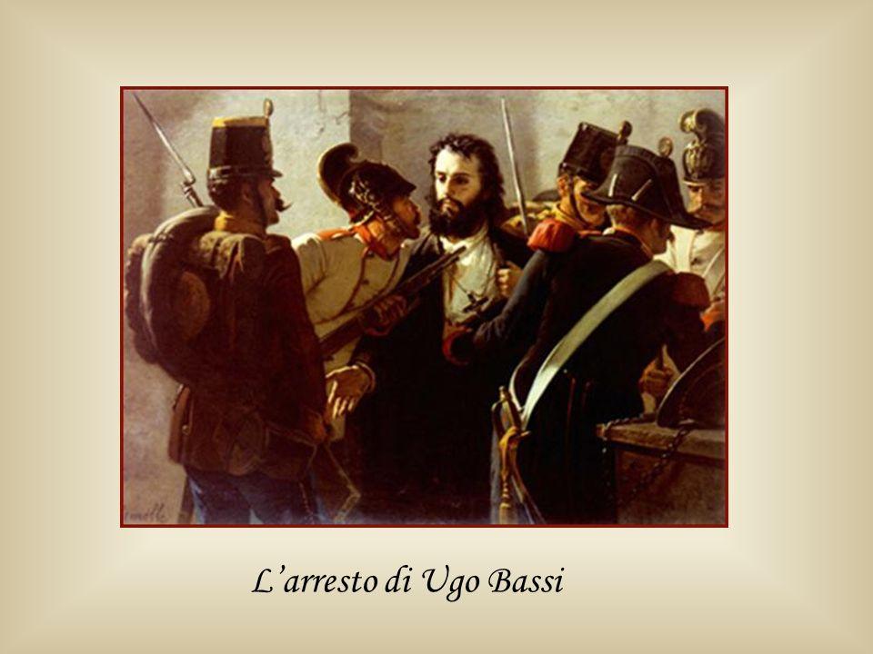 L'arresto di Ugo Bassi