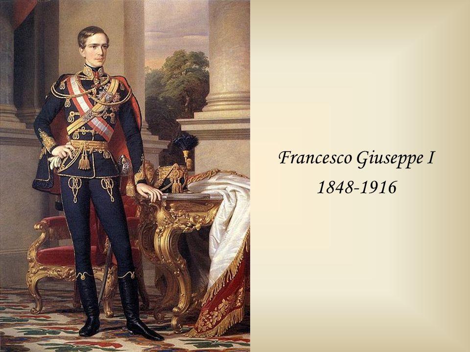 Francesco Giuseppe I 1848-1916