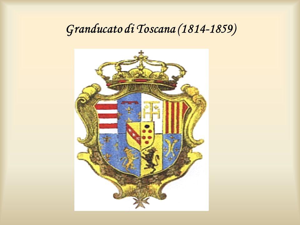 Granducato di Toscana (1814-1859)