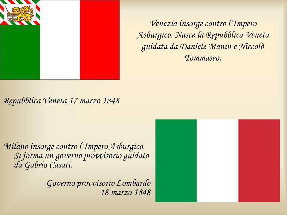 Repubblica Veneta 17 marzo 1848
