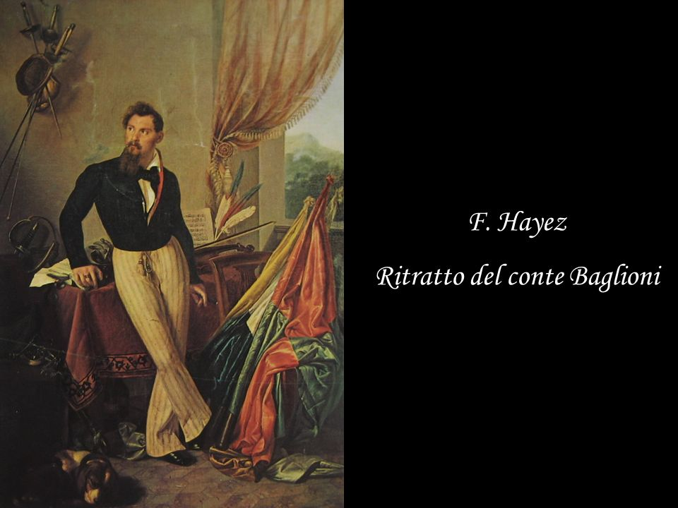 Ritratto del conte Baglioni