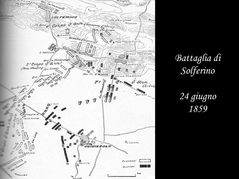 Battaglia di Solferino 24 giugno 1859