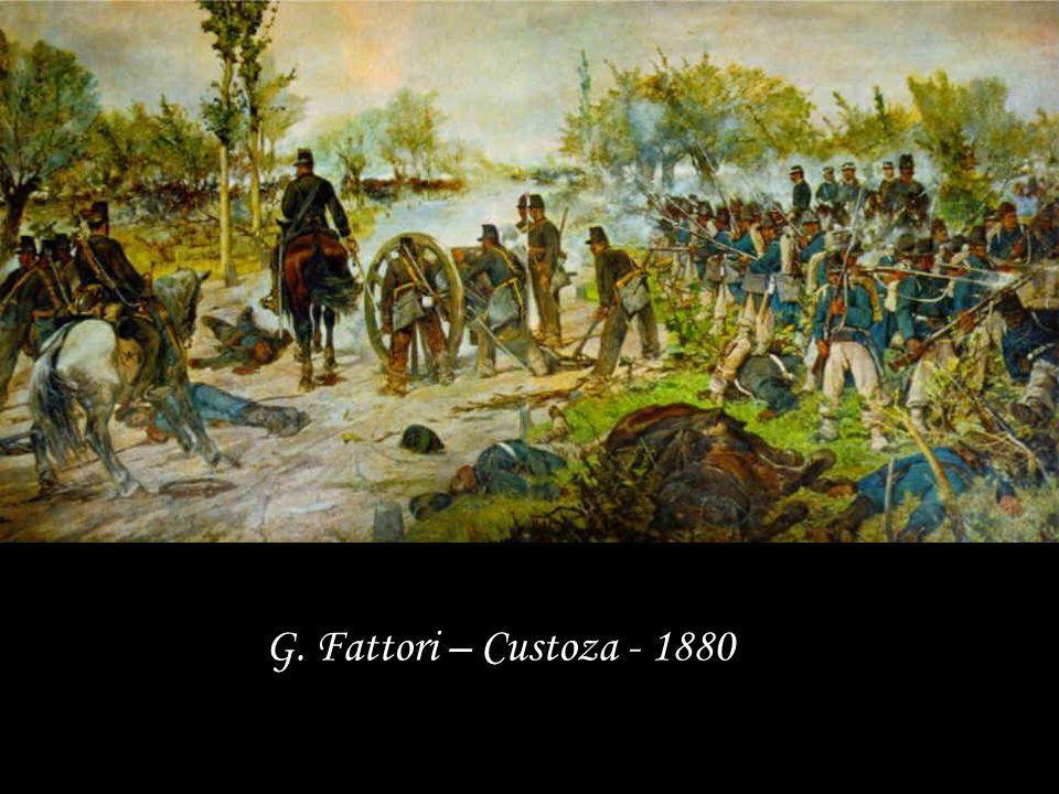 G. Fattori – Custoza - 1880