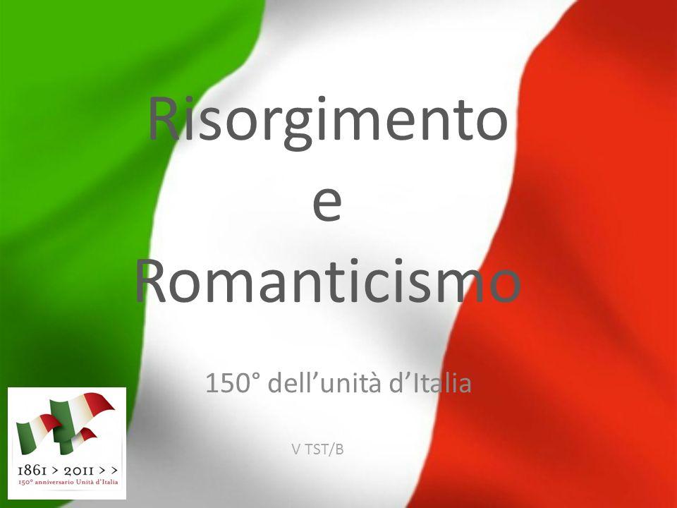Risorgimento e Romanticismo
