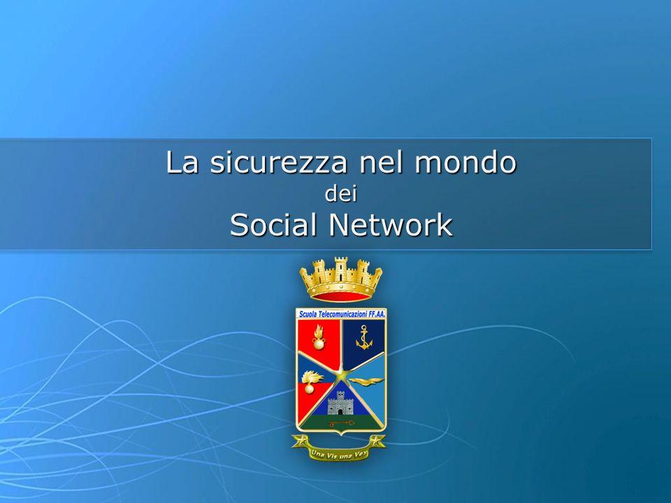 La sicurezza nel mondo Social Network dei