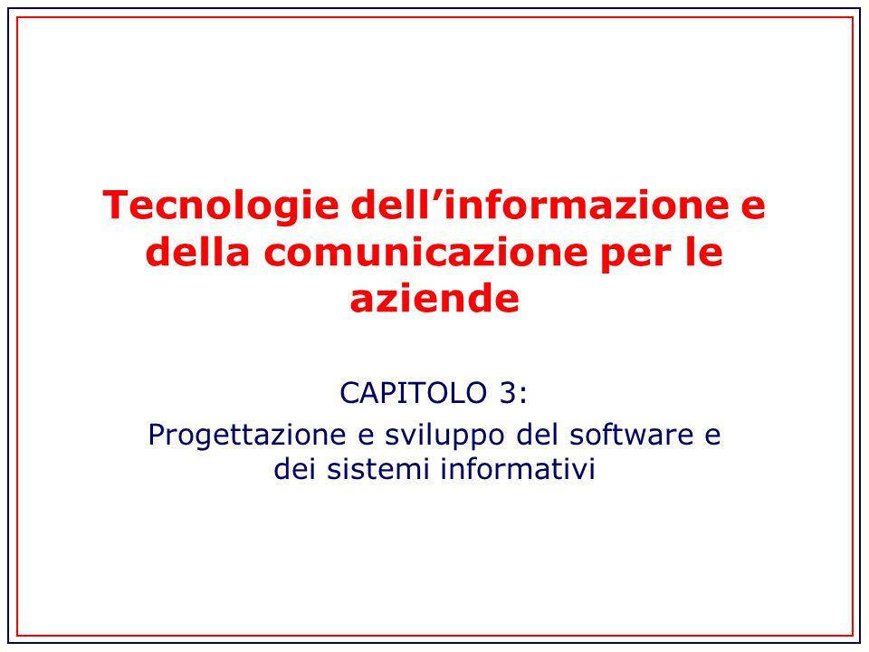 Tecnologie dell'informazione e della comunicazione per le aziende