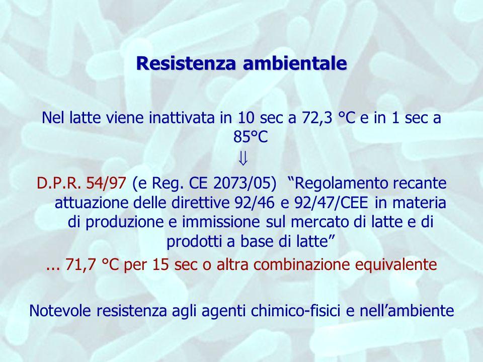 Resistenza ambientale