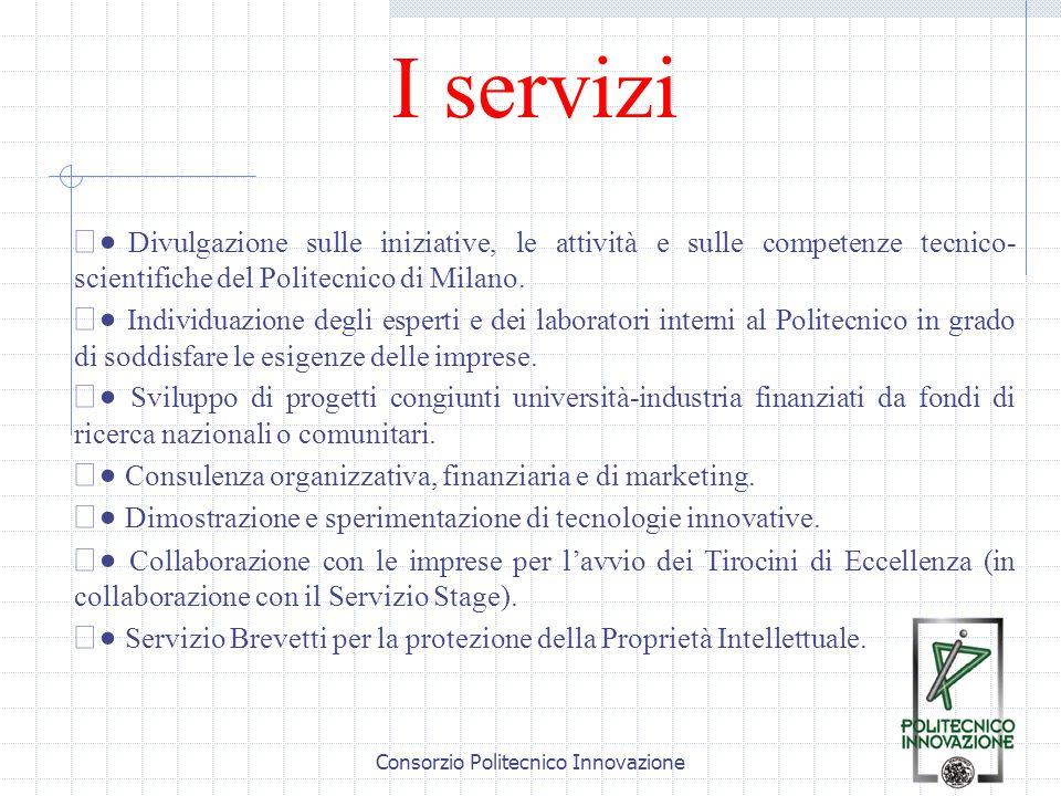 Consorzio Politecnico Innovazione