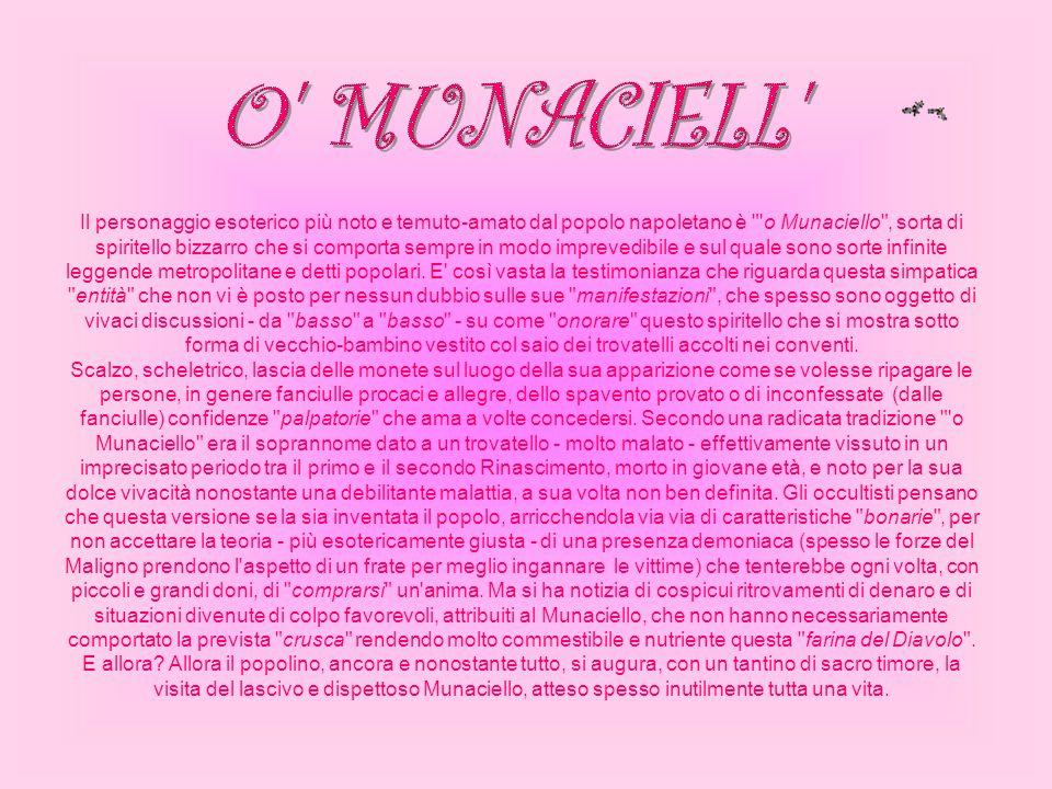 O MUNACIELL
