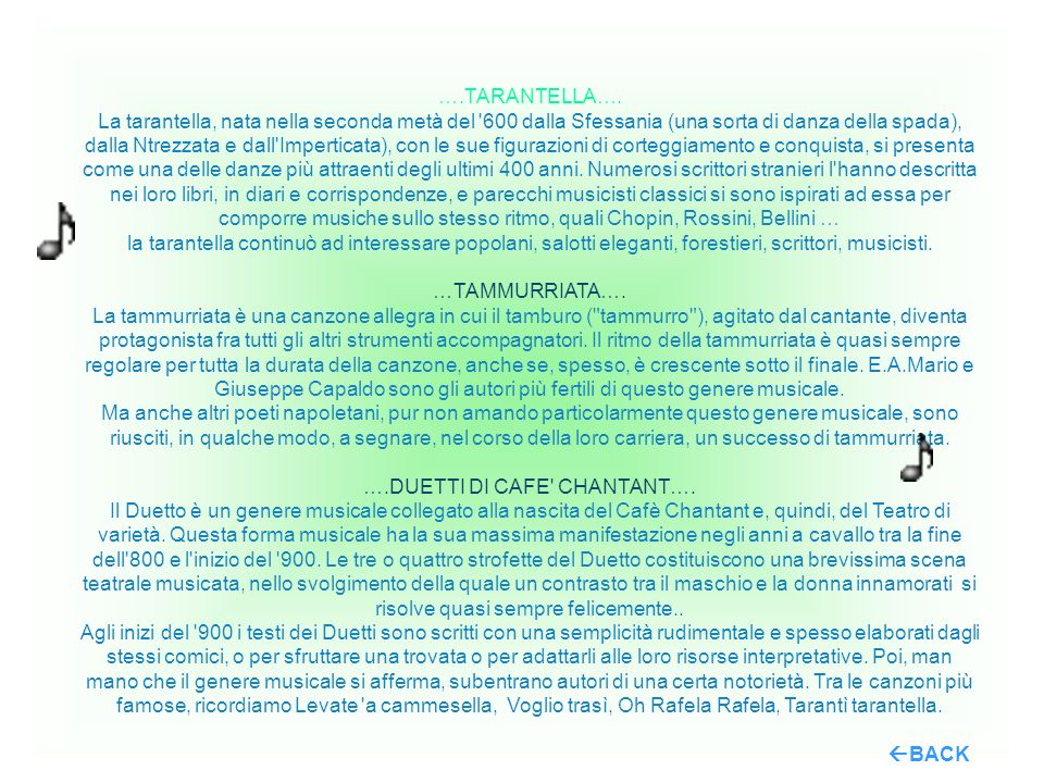 ….DUETTI DI CAFE CHANTANT….