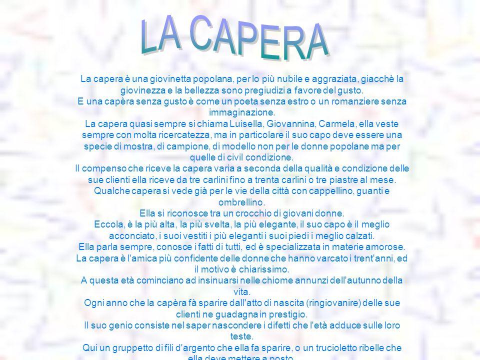 LA CAPERA