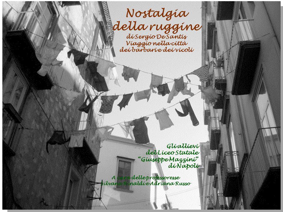 Nostalgia della ruggine di Sergio De Santis