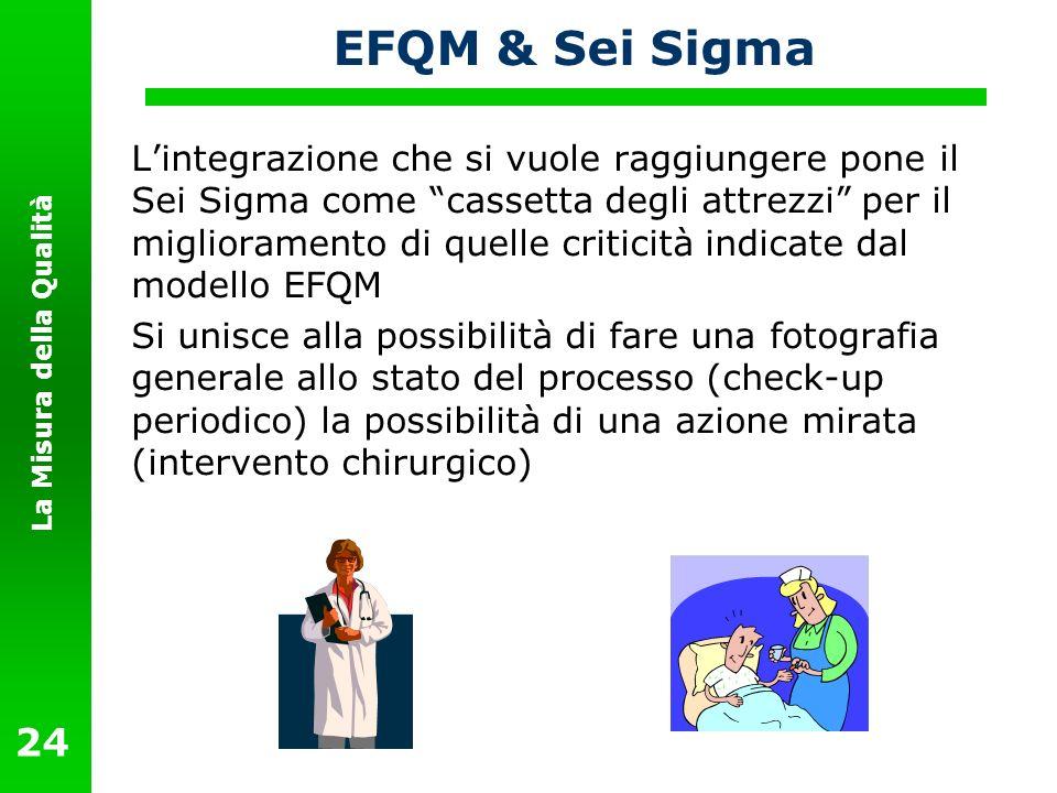 EFQM & Sei Sigma