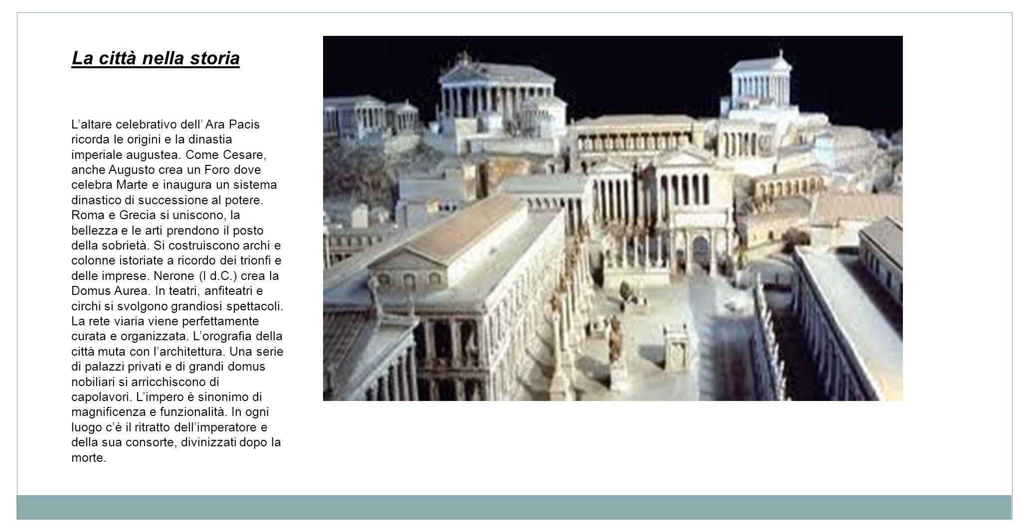 La città nella storia