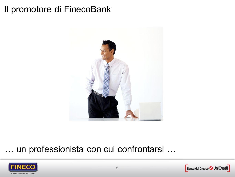 Il promotore di FinecoBank