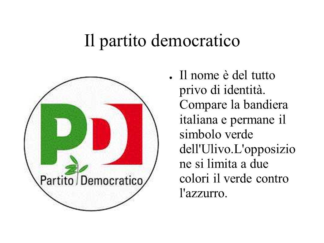Il partito democratico